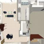 Plan 3D galerie