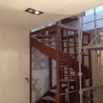 Travaux escalier