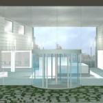 3D façade accueil