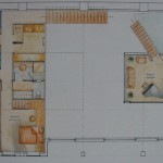 Plan étage musicien