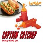 nolan hoobbe captain catchup pistolet ketchup