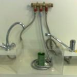 Démonstrateur économie eau
