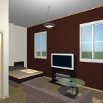 3D côté chambre