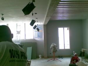 installation spots